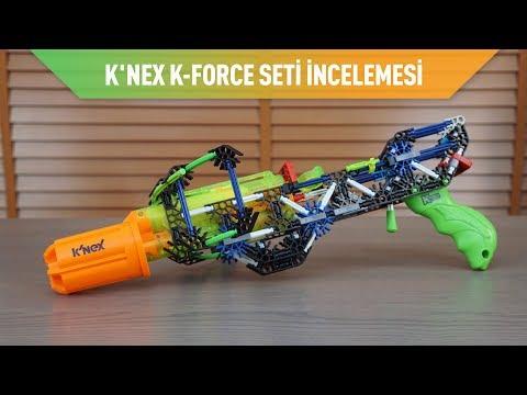 K'NEX K-Force Serisi İncelemesi