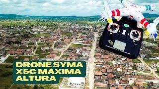 DRONE SYMA X5C ALTURA MAXIMA- EM ALTINHO PE