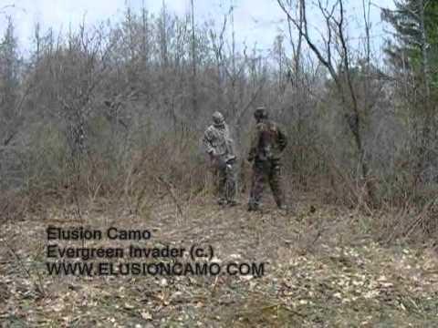 Elusion Camo Invisible Hunter Doovi