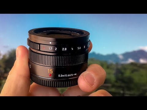 Why You NEED PRIME LENSES for Micro 4/3 Cameras