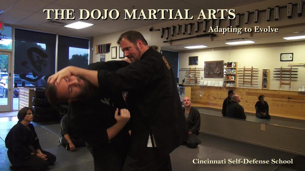 Punch Defense Options The Dojo Martial Arts Samurai Ninjutsu