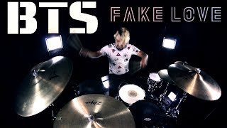 BTS - FAKE LOVE (Drum Remix)