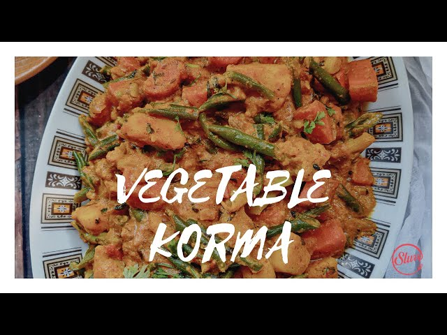 Vegetable Korma | Veg Korma Recipe | Veg Recipes