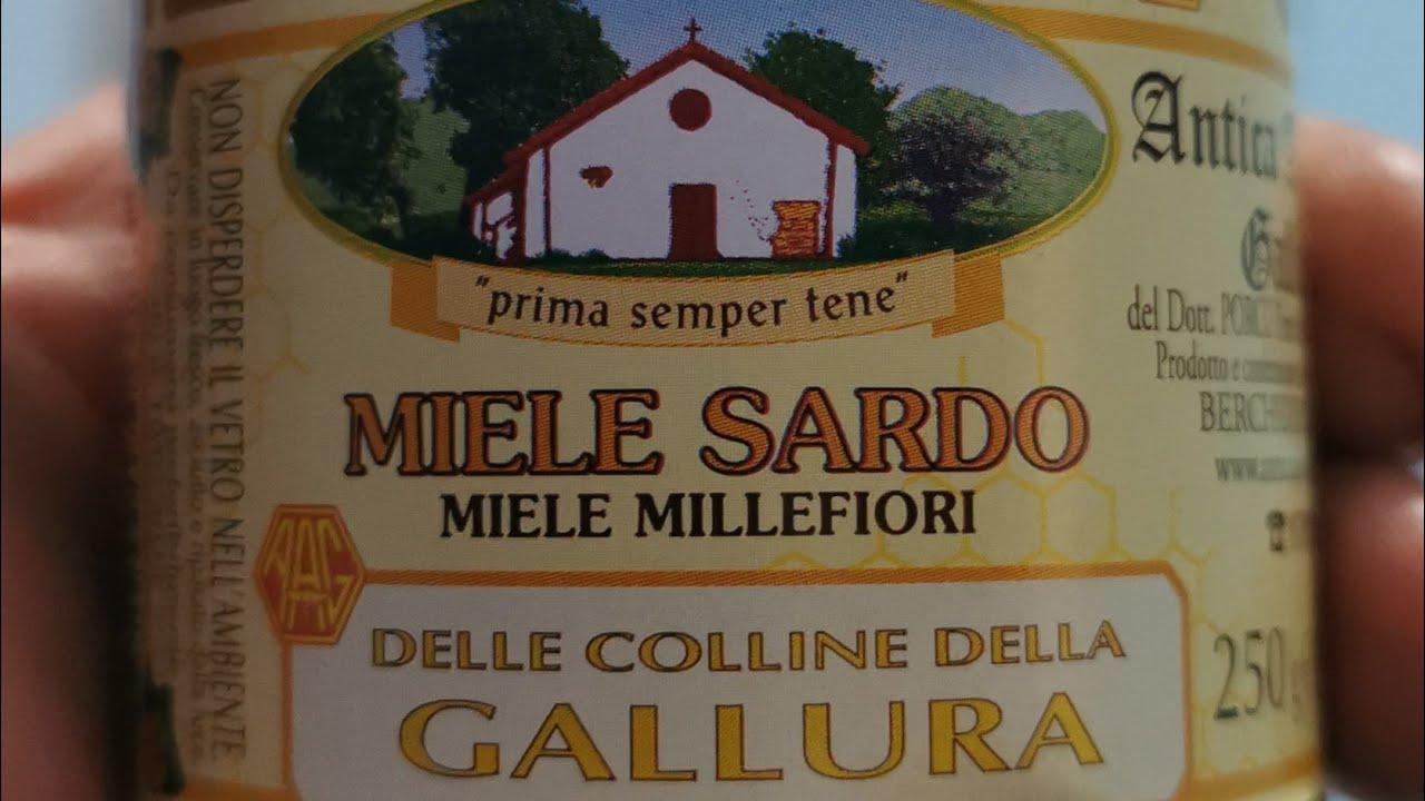 Мед в Италии.