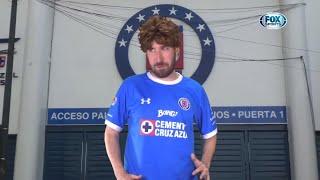 Deportología: ¡Empezó el ciclo de los aficionados de Cruz Azul!