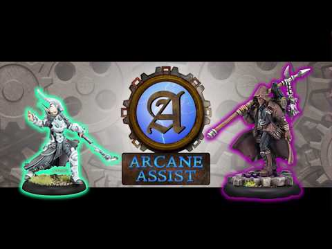 Arcane Assist Batreps: Helynna vs The Wanderer