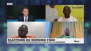 Élections au Burkina Faso : insécurité et réconciliation au cœur de la campagne