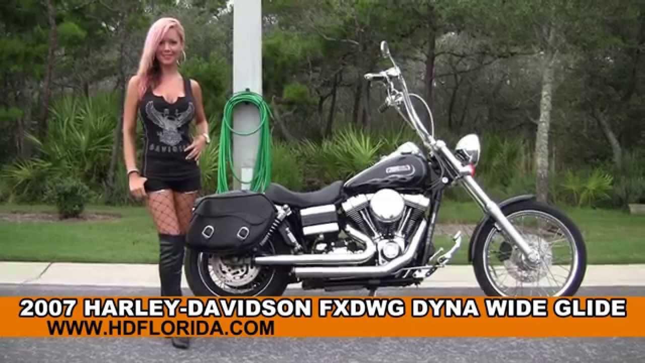 Harley Davidson Dyna Glide For Sale