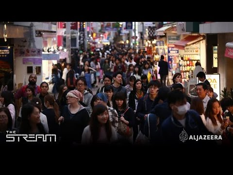 The Stream - The politics of identity in Japan
