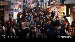 The Stream - The politics of identity in Japan thumbnail