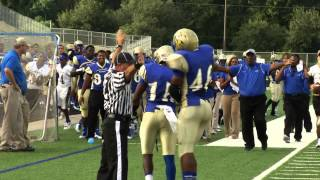 Elkins vs Westbury Football