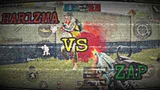 ZAP VS HAR1ZMA/ TDM MATCH /PHONE VS IPAD(ТЕЛЕФОН VS IPAD)