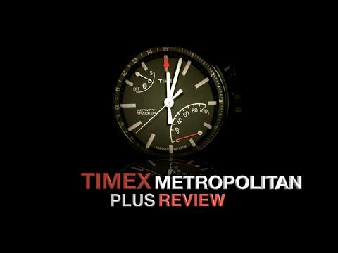 Timex Metropolitan Plus Review
