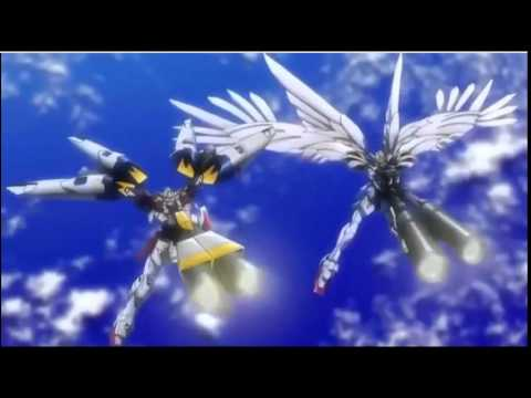 Gundam Wing Endless Waltz - White Reflection Dual Mix