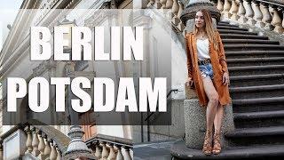 Этого вы не знали о Берлине! Самые модные места. Красивый замок Schwerin + Potsdam.