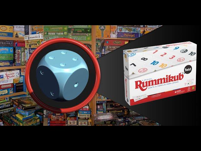 Rummikub Twist - Como Jogar