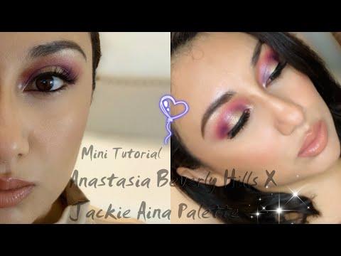 Mini Tutorial (Anastasia Beverly Hills x Jackie Aina Palette) thumbnail