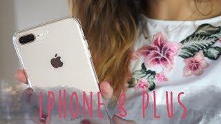 Iphone 8 plus - Unboxing y mini review. ¿Qué hay en mi iphone?