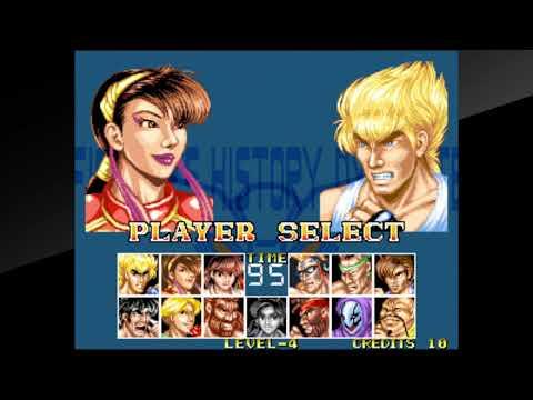 ACA Karnov's Revenge: Arcade Mode Feilin thumbnail