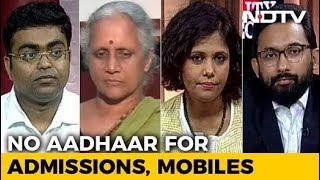 Aadhaar Verdict: Win For Whom?