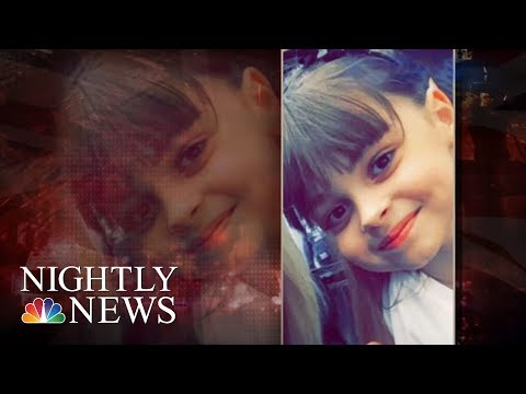 Thumbnail: Manchester In Mourning: Bombing Victims Remembered | NBC Nightly News