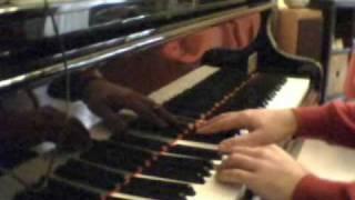 the drop (peter gabriel) - piano solo
