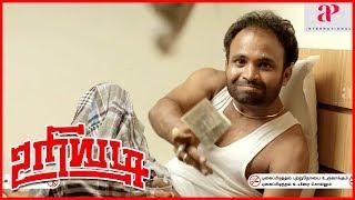 Vijay Kumar's friend slips into Coma stage | Uriyadi Movie Scenes | Mime Gopi | Suruli