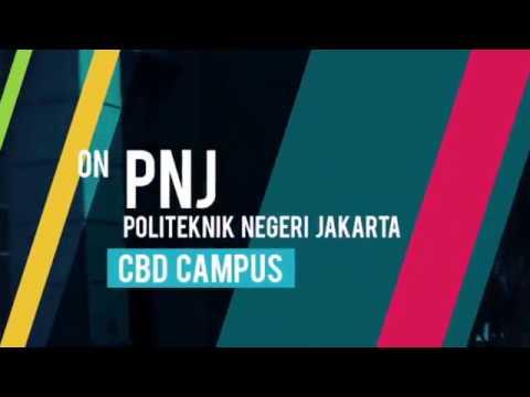 ONE MAN SHOW PROJECT : NEWS + PROFILE Poltek Negeri Jakarta CBD CAMPUS
