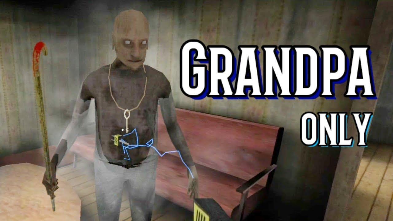 Granny fucks grandpa
