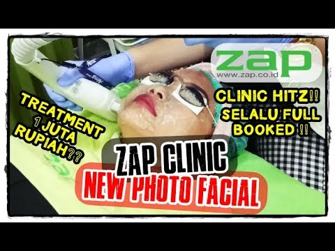 Cantikjamannow New Photo Facial Zap Clinic Moi Face Toning Alma Rejuvenation Oxy Infusion