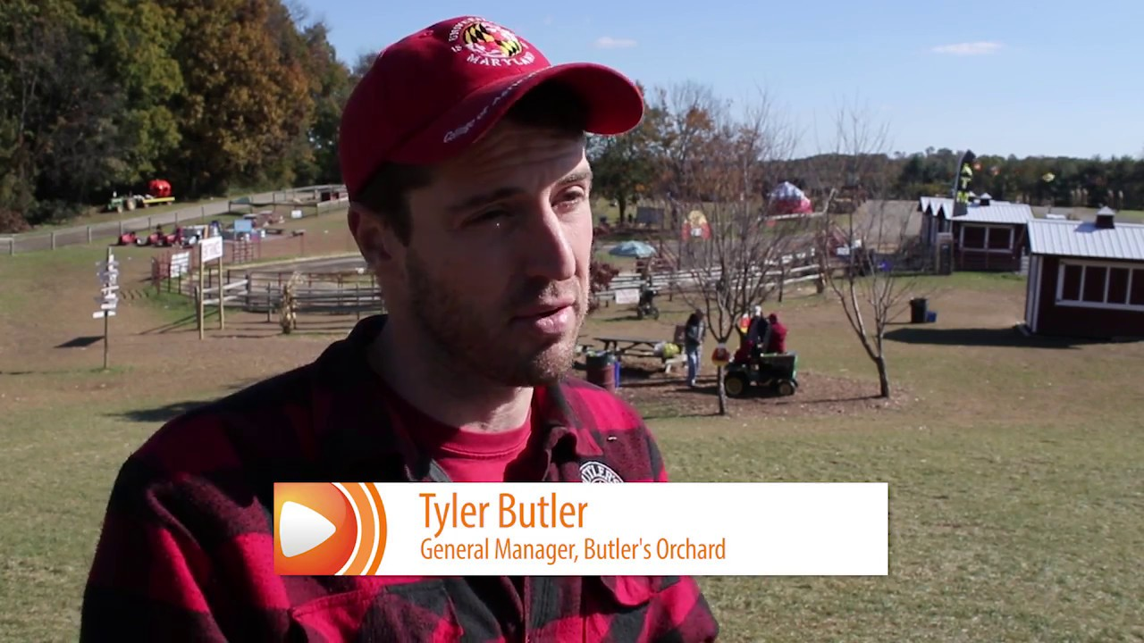 Here Are Butler's Orchard's Winter Activities