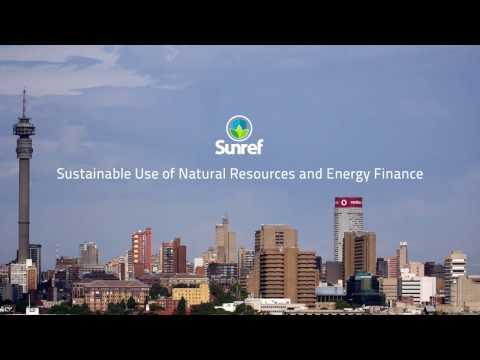 SUNREF – Encouraging green energies in South Africa (short version)
