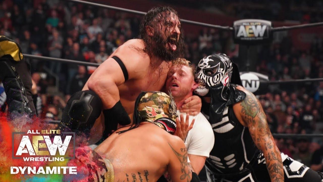 Death Triangle Wins Casino Tag Team Royale