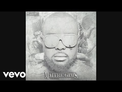 Maître Gims - Close Your Eyes (Audio) ft. Jr O Crom