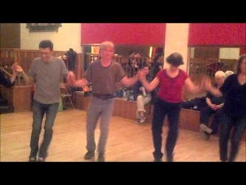 Seattle Balkan Dancers Bebelekov Party 2012