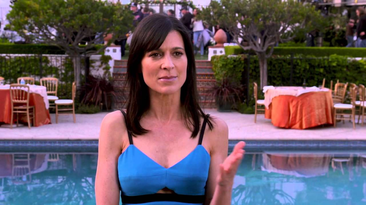 Perrey Reeves beach