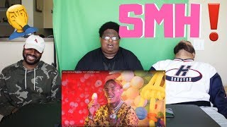 "6ix9ine, Nicki Minaj, Murda Beatz - ""FEFE"" (Official Music Video) - REACTION"