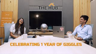 Celebrating 1 Year of Giggles!