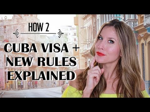 Everything You Need To Know About Cuba (New Regulations)| Travel Tips & Tricks | How 2 Travelers