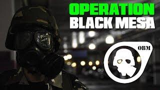 Operation Black Mesa - Opposing Force Remake