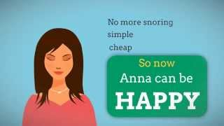 How to stop snoring now