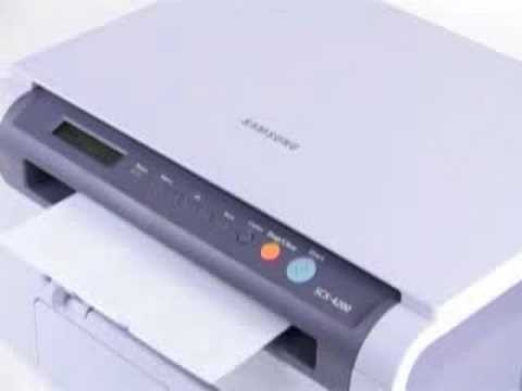 SAMSUNG SCX-4200 SERIES SCANNER DRIVER DOWNLOAD