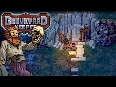 Quarryman – Let's Play Graveyard Keeper – Part 68