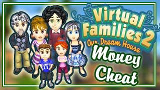 Virtual Families 2 (Money Cheat) | UPDATED! (OCT 2015) (PC)