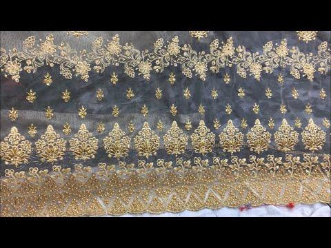 Designer Saree in Chandni Chowk Delhi (Catalog Printed And Hand Made) thumbnail