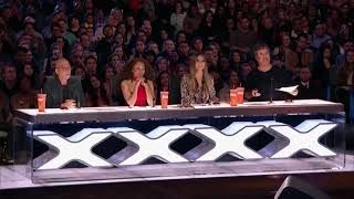 MICHAEL KETTERER: FATHER OF 6 SCORES GOLDEN BUZZER FROM SIMON COWELL