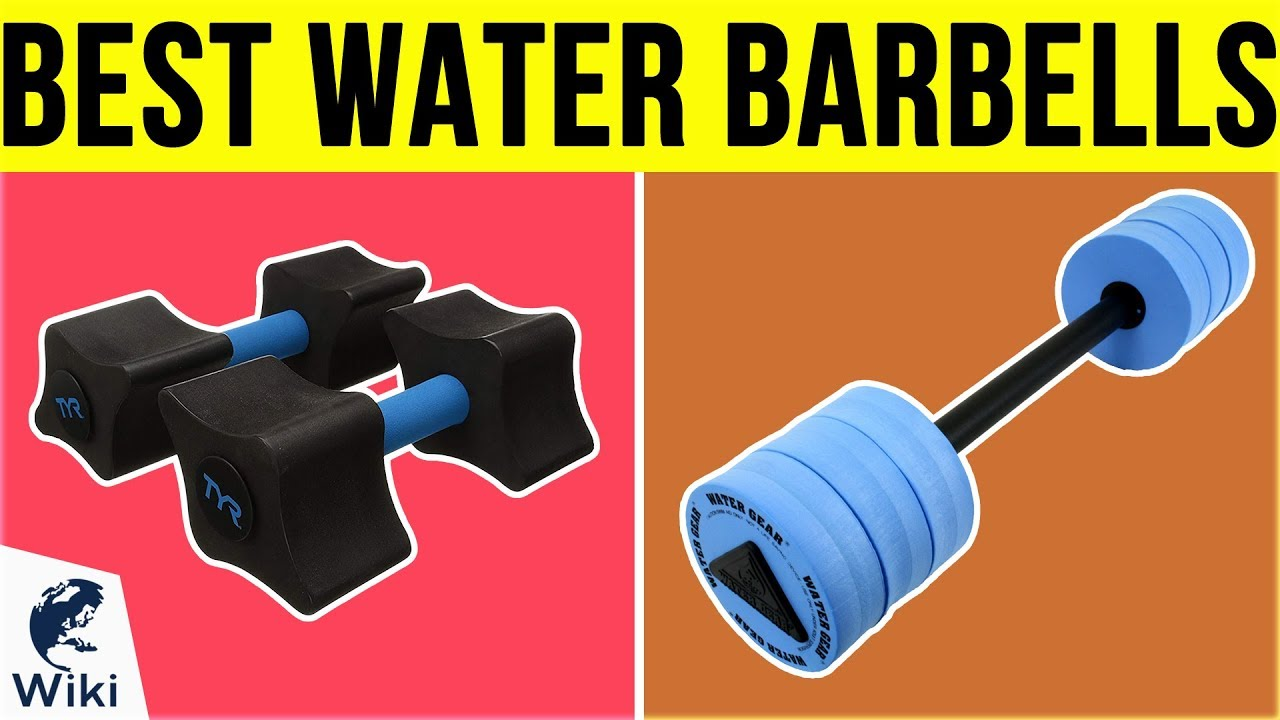 GI Water Weight Workout Aerobics Dumbbell Aquatic Barbell Fitness Swimming Pool
