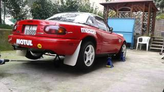 how to lift a miata