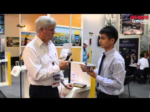 InterGeo 2014: South Surveying & Mapping Instrument Co., Ltd.