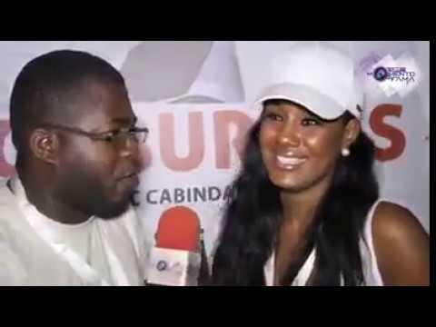 Festa da Bernice em Luanda rochou